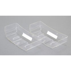 Aileron appui eleve, predecoupe, transparent (2) TLR330001