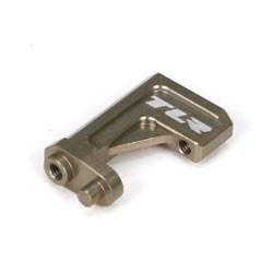 24 - Support de servo en aluminium TLR331012