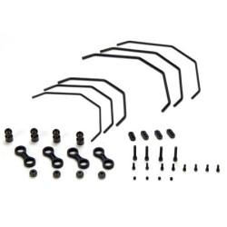 Front Suspension Arm Bushings:8B,8T LOSA1701
