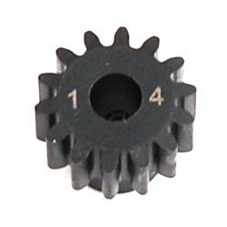 1.0 Module Pitch Pinion, 13T: 8E,SCTE