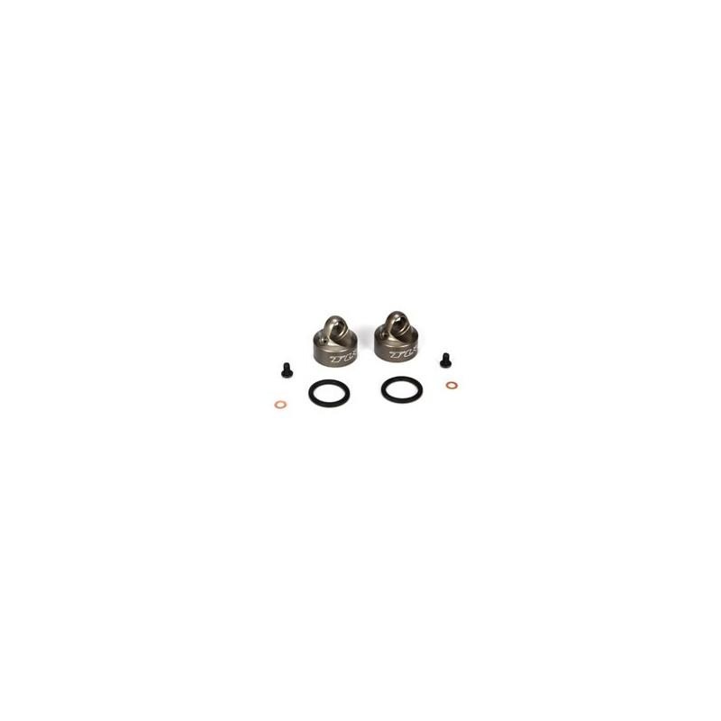 TLR5065 22 & 22-SCT -Bouchons d'amortisseurs avec purgeurs (2) TLR5065  RSRC