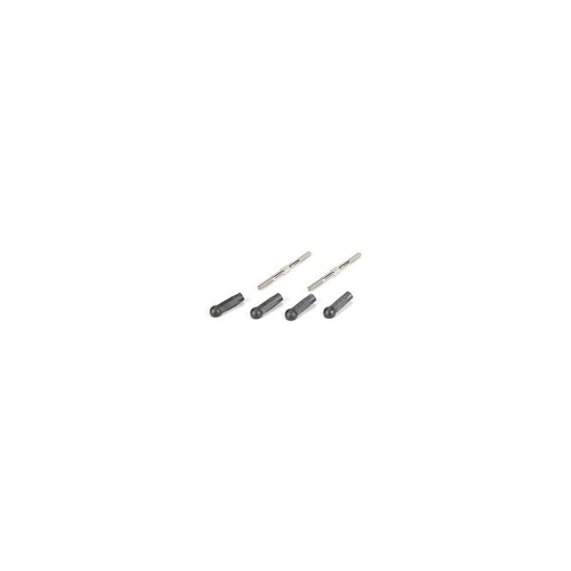 22/22-4 - Biellettes, renforcees, 50mm (2) TLR234059
