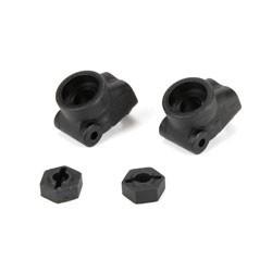 TLR234058 22/T - Fusees arrieres avec hexagones standard 22 TLR234058  RSRC