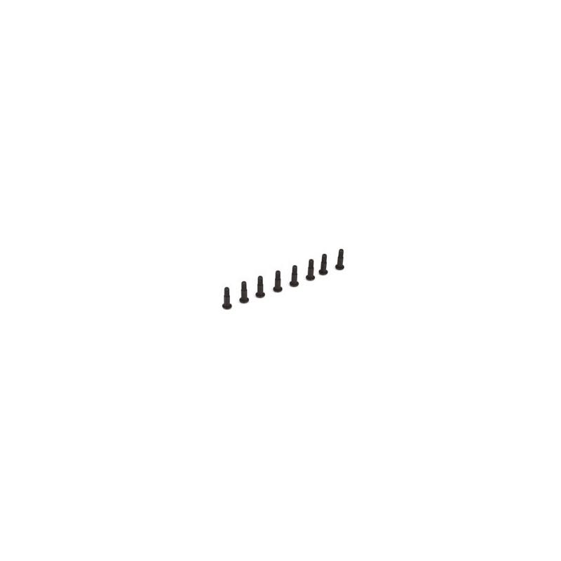 TLR234023 King Pin Screws (8): 22-4 TLR234023  RSRC