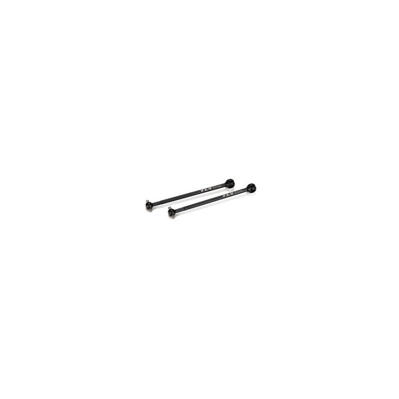 TLR232052 CVA Driveshaft Bone, 67mm (2): 22 3.0 TLR232052  RSRC
