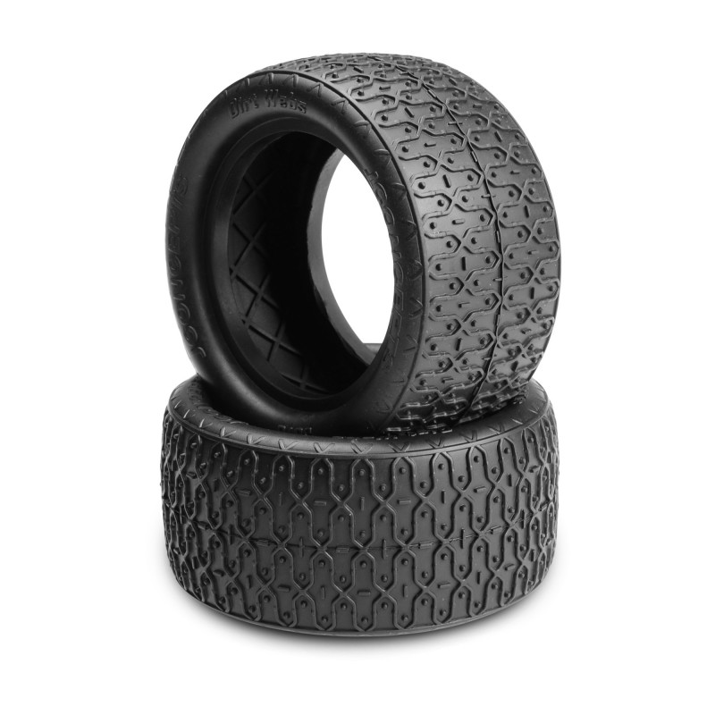 3076 Dirt Webs REAR with inserts (pair) Jconcepts RSRC