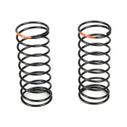 TLR5173 Ressort avant 12mm 2,9 (orange) (2) TLR5173 Team Losi Racing RSRC