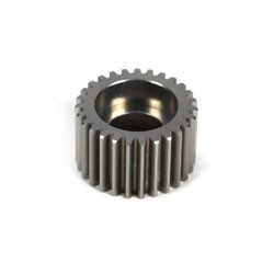 TLR332009 Idler Gear, Aluminum: 22/T/SCT TLR332009 Team Losi Racing RSRC
