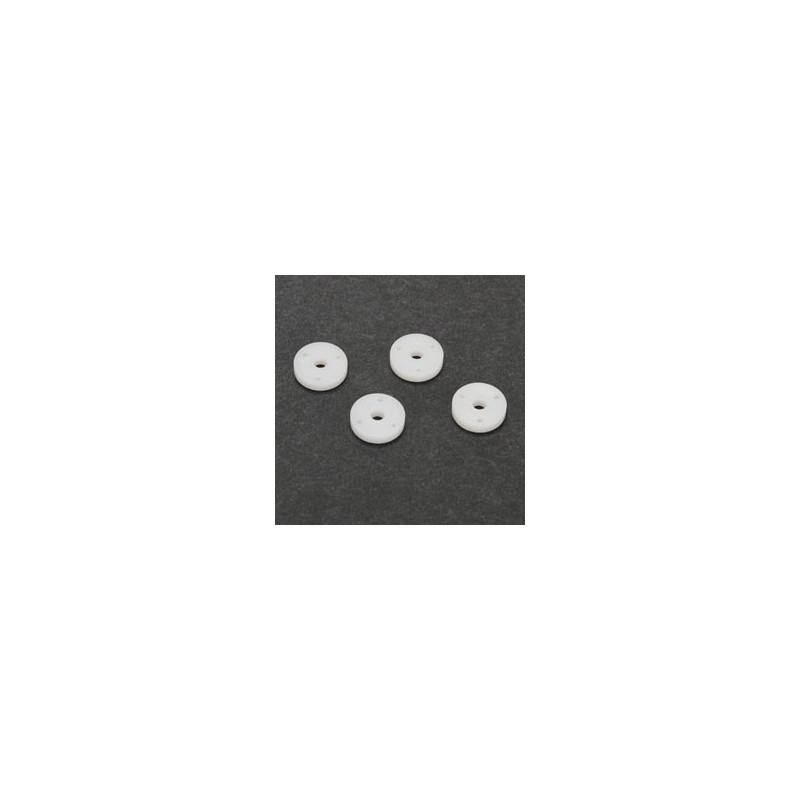 TLR233017 22 tous modeles/ SCTE - Pistons d'amortisseurs usines diam. 12mm 1.3x3 (4) TLR233017 Team Losi Racing RSRC