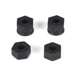 TLR2937 22-SCT -Hexagones de roues avant et arriere TLR2937 Team Losi Racing RSRC
