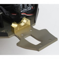 TLR341000 TLR341000 8-E 3.0 - Masselottes d'equilibrage chassis avant 40g Team Losi Racing RSRC