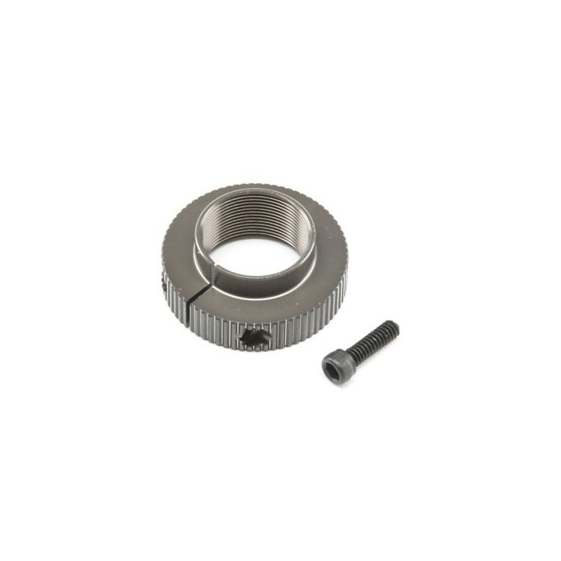 TLR341004 Clamping Servo Saver Nut: 8IGHT E T 4.0 (TLR341004)  RSRC