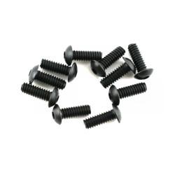2-56 x 1/4 Button Head Screws (10) LOSA6255