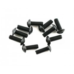 2-56 x 1/4 Button Head Screws (10) LOSA6255