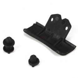 LOSB1907 Body Mount & Bumper Set: Mini 8IGHT LOSB1907 Losi RSRC