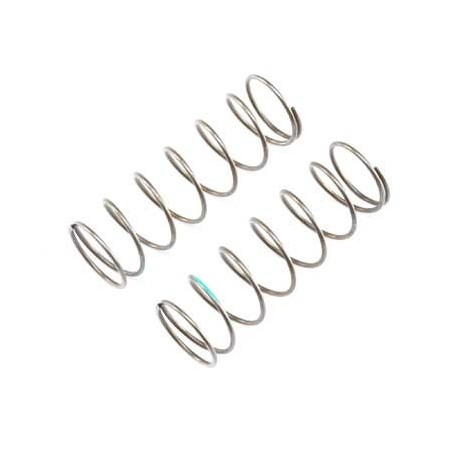16mm EVO Front Shock Spring, 4.9 Rate, Green (2) for 8ight TLR344018