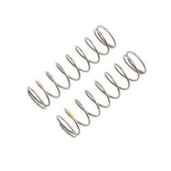 Ressorts d'amortisseurs 16mm EVO ORANGE Arrière, Rate 4.0 (2) TLR344024
