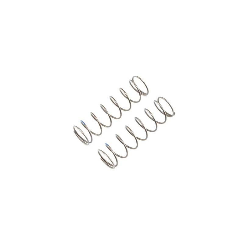 Ressorts d'amortisseurs 16mm EVO BLEU Arrière, Rate 4.7 (2) TLR344027