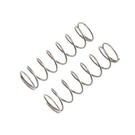 Ressorts d'amortisseurs 16mm EVO BLEU Arrière, Rate 4.6 (2) TLR344027