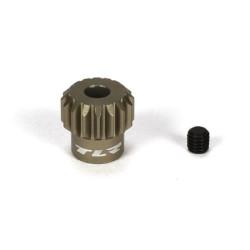 Pinion Gear 16T, 48P, Aluminium TLR332016