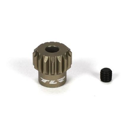 Pignon en aluminium 16 dents, 48P TLR332016
