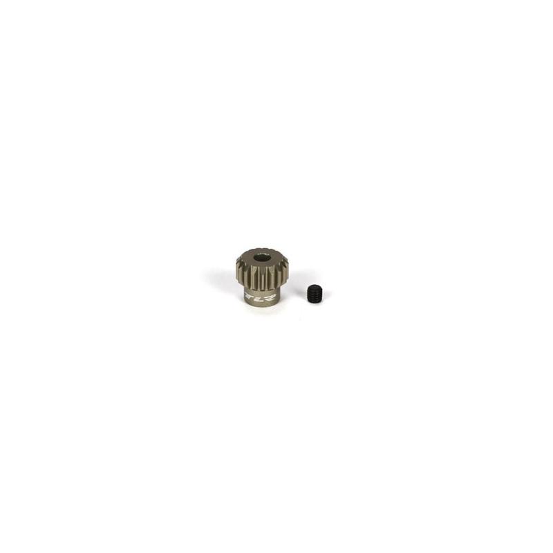 Pignon en aluminium 17 dents, 48P TLR332017