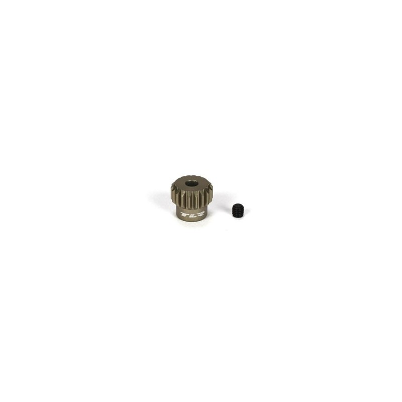 TLR332018 Pinion Gear 18T, 48P, Aluminium TLR332018  RSRC