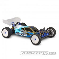 P2 body by Jconcepts for Associated B6/B6D