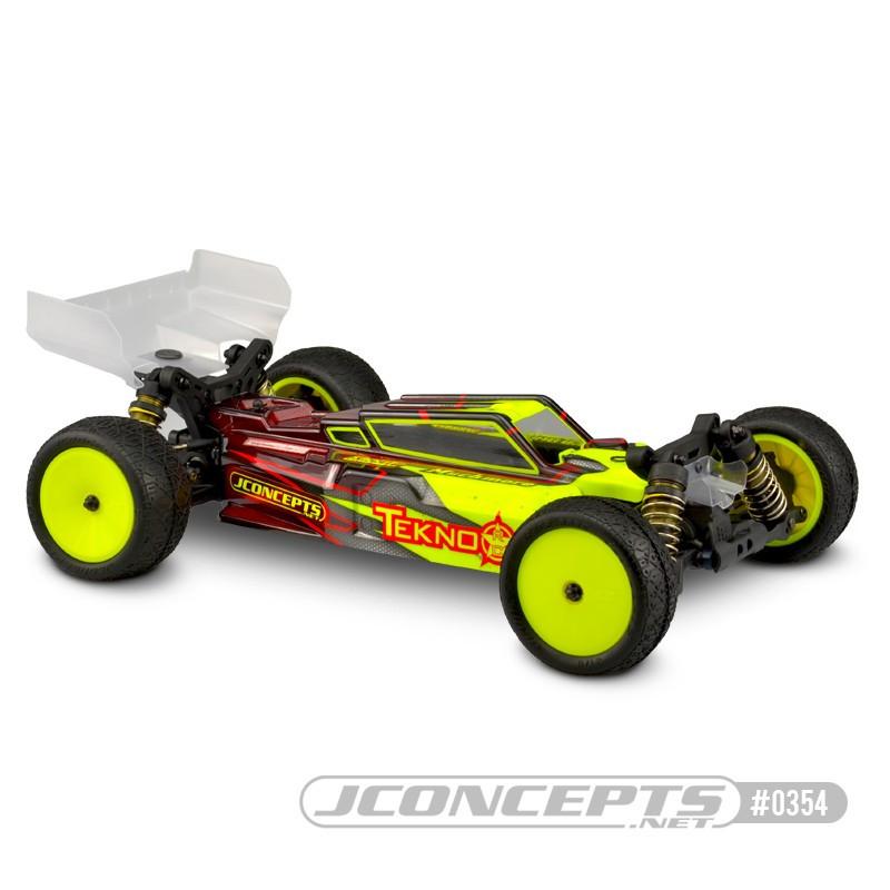 Carrosserie JCONCEPTS F2 pour Tekno EB410