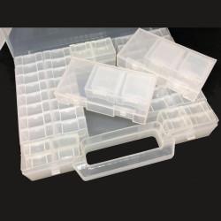 PAMA PAMA box 56 compartiments (boite de rangement) RSRC RSRC