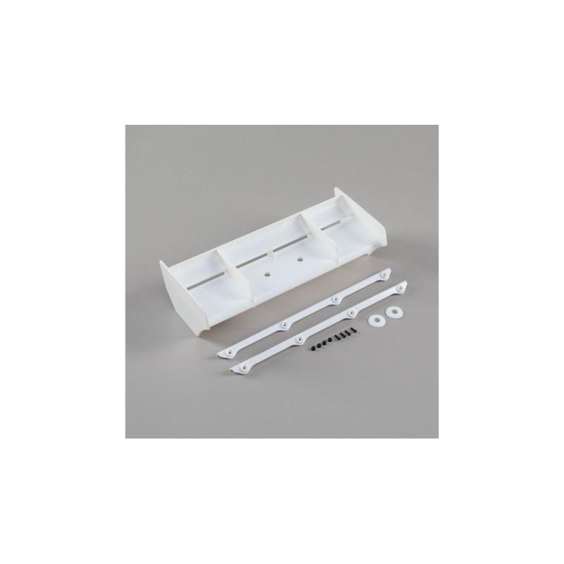 Aileron 1/8 8ight blanc homologué IFMAR