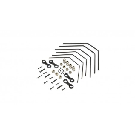 Sway Bar Set: 8X TLR244041
