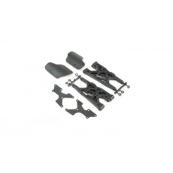 Rear Arms, Inserts, Guards (2): 8X TLR244038