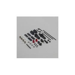 Set de tringleries gaz/frein 8ight-X TLR241030