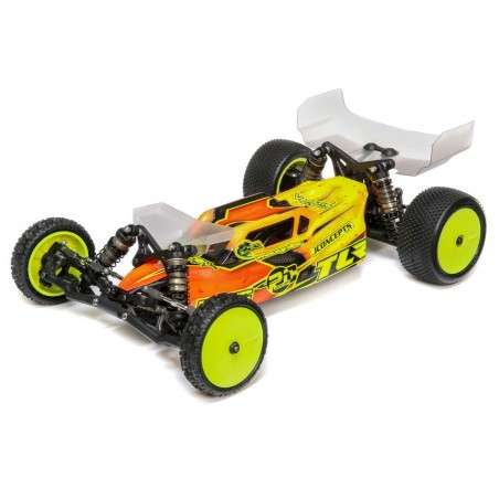 22 5.0 AC 1/10 Buggy 4x2 ASTRO/CARPET TLR03017