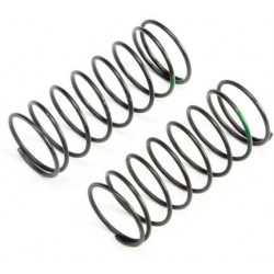 TLR233047 Ressorts d'amortisseurs avant Green Basse Fréquence 12mm (2) TLR233047 Team Losi Racing RSRC