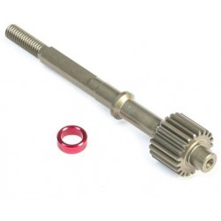 Axe de transmission aluminium SHDS TLR232082