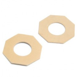 TLR232080 Slipper Pads, Max Drive, SHDS (2) TLR232080 Team Losi Racing RSRC