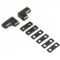 Servo Mounts: 22 5.0 TLR231083