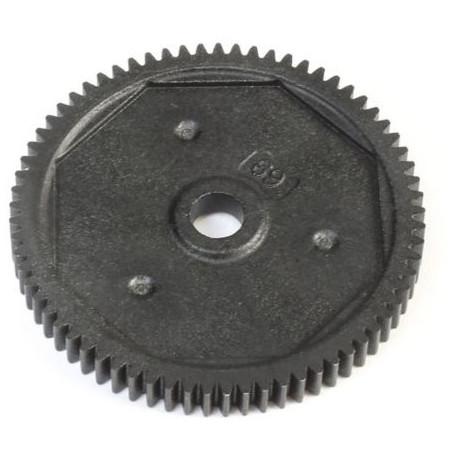 69T Spur Gear, SHDS, 48P TLR232074