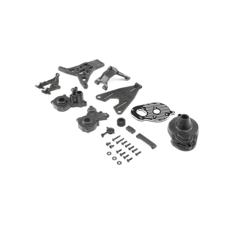 Kit de conversion transmission haute pour 22 (4.0-5.0) TLR338007