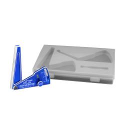 Outil pour réglage de carrossage en aluminium