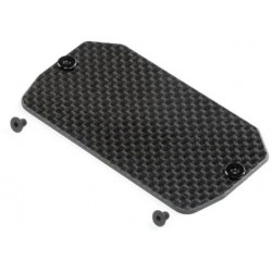 Carbon Electronics Mounting Plate: 22 5.0 TLR331038