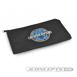 "JConcepts - Small zipper storage ""money"" bag 2285"