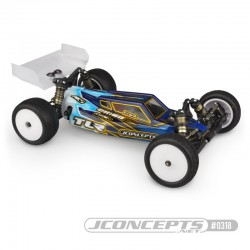 JCONCEPTS S2 - TLR 22 5.0 body w/ Aero S-Type wing 0318 0318  RSRC