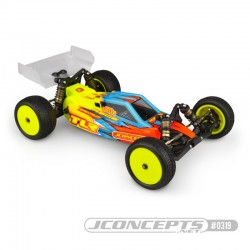 JCONCEPTS F2 - TLR 22 5.0 body w/ Aero S-Type wing 0319