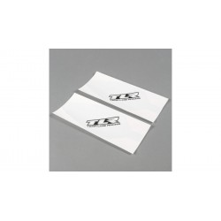 22 5.0 Chassis Protective Tape Precut (2) TLR331046
