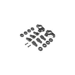 Front Spindle Set: 22 5.0 TLR234106
