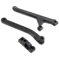 Renforts de chassis 8XE TLR241055