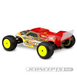 FINNISHER - TLR 22-T 4.0 TRUCK BODY JCONCEPTS 0367 0367  RSRC